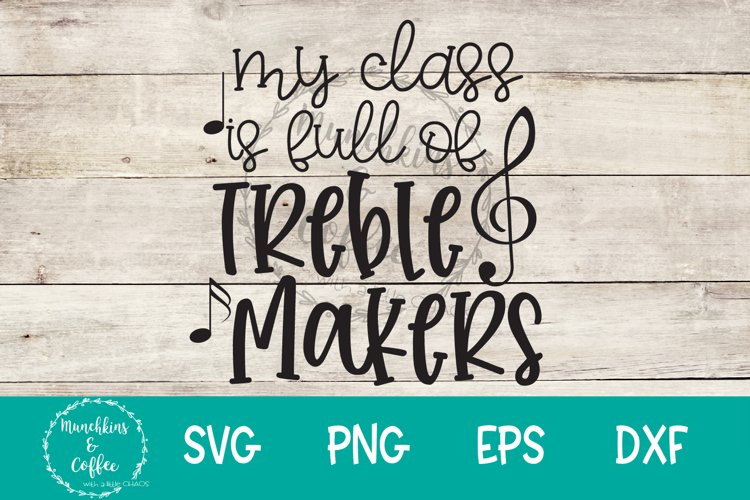 Treble Makers SVG example image 1