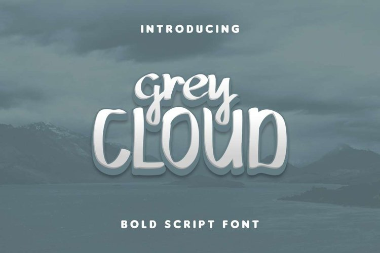 Grey Cloud example image 1