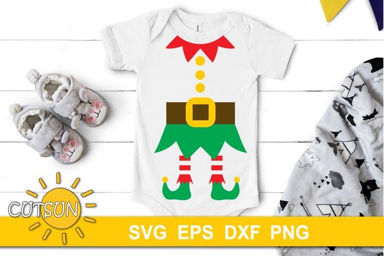 Christmas svg   Christmas Baby Elf SVG   Elf SVG