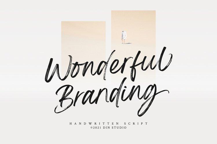 Wonderful Branding example image 1