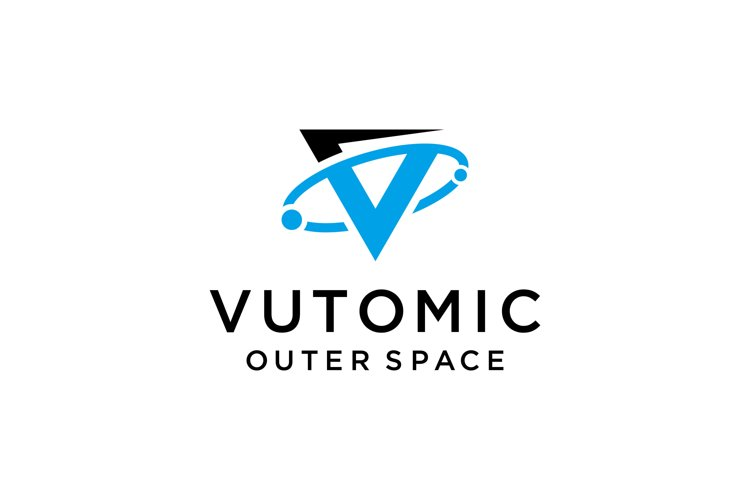 V orbit logo example image 1