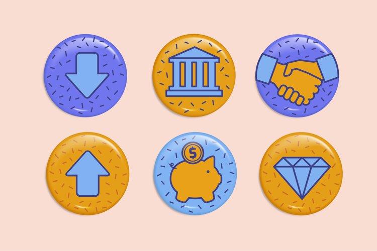 Economist Badges example image 1