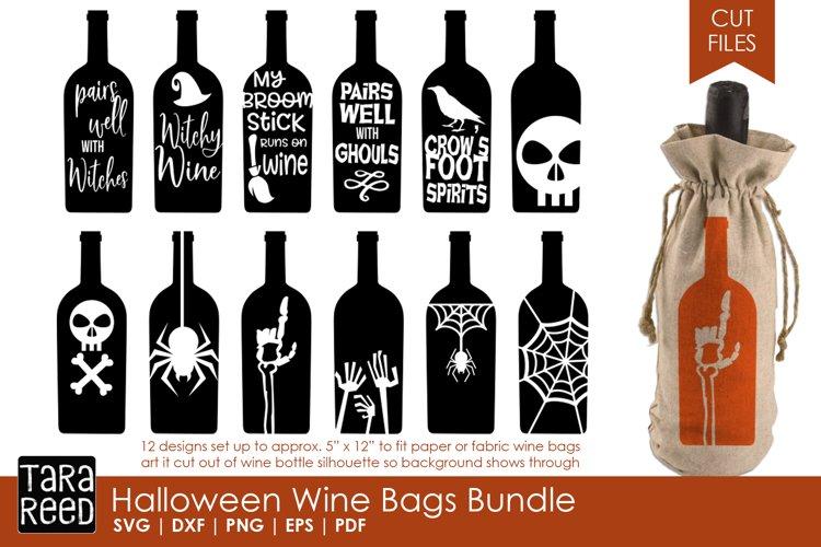 Halloween Wine Bag Bundle