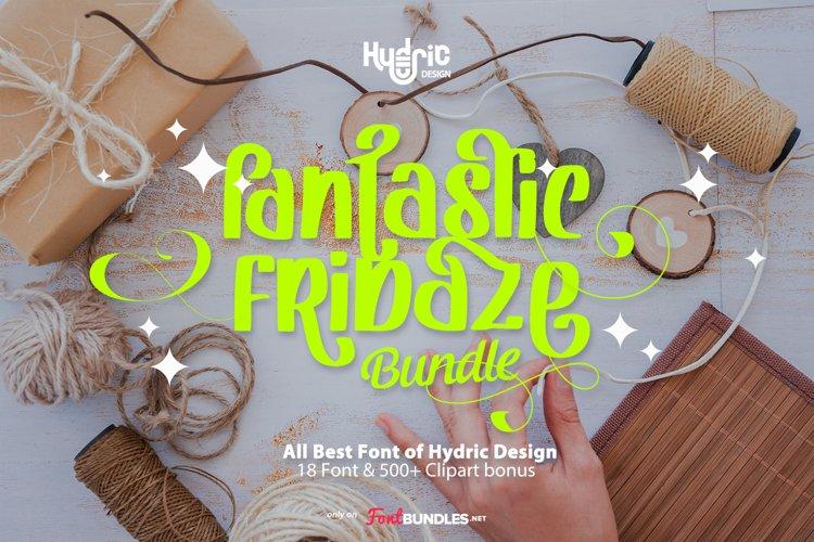 Fantastic Fridaze Bundle - Mega Bundle example image 1