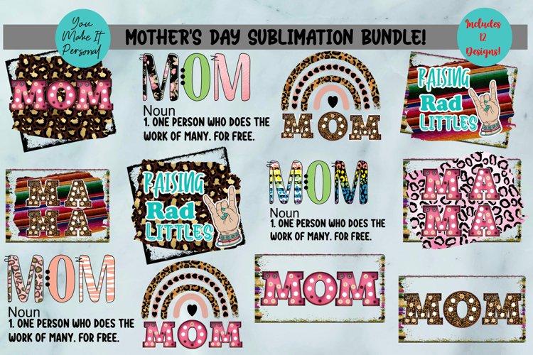Mothers Day Sublimation Bundle, Craft Bundle for Mom