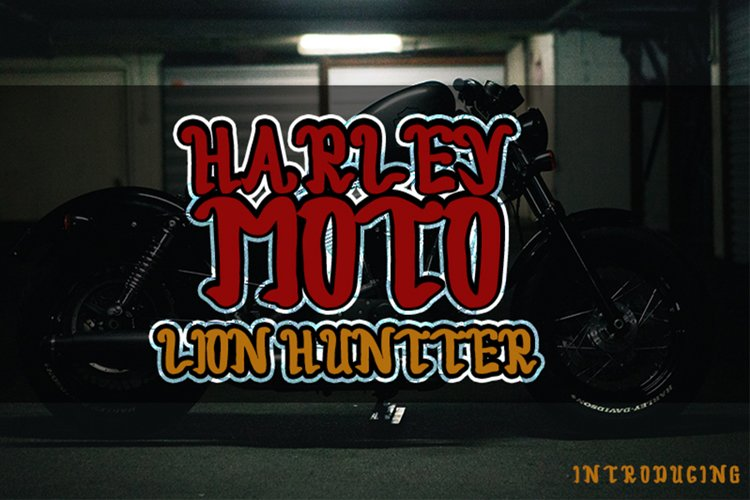 Harley Moto example image 1