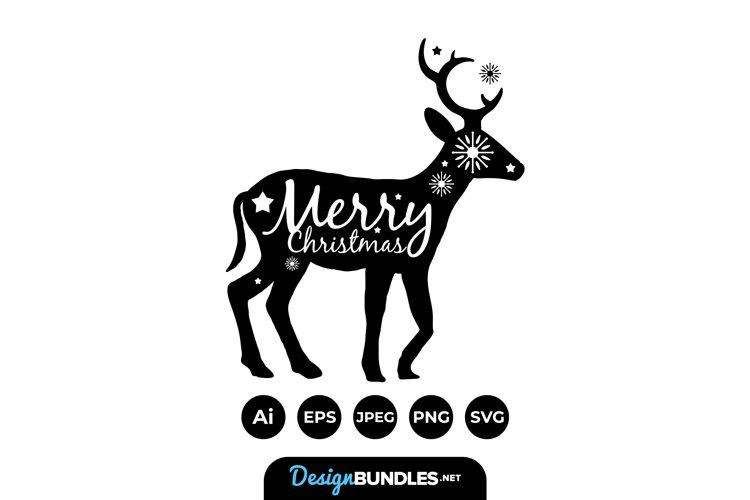 Christmas Deers example image 1