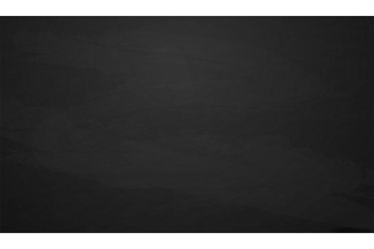 Blackboard. Chalkboard texture wall pattern with erasing pri example image 1