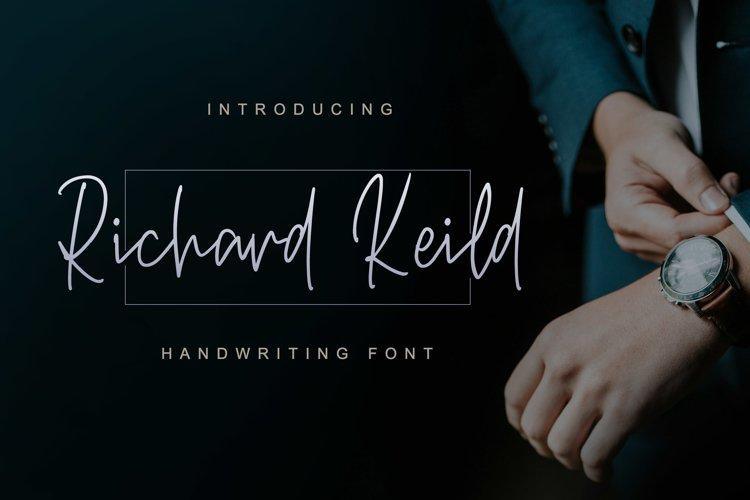 Richard Keild example image 1
