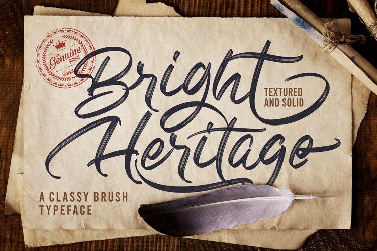Bright Heritage example image 1