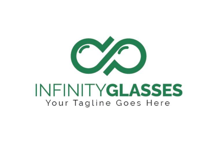Infinity Glasses Logo example image 1