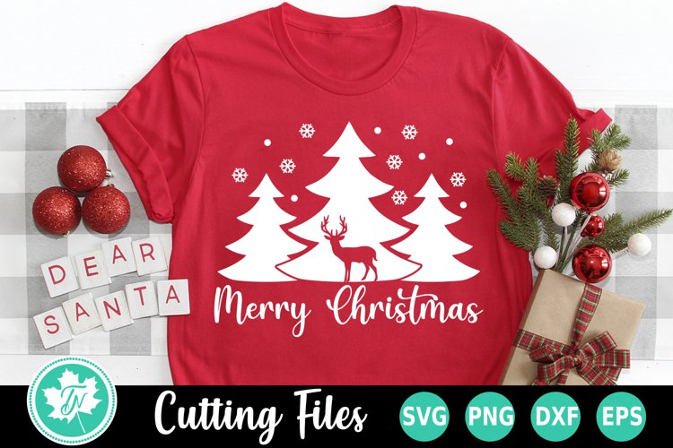 Christmas SVG | Christmas Tree SVG | Merry Christmas SVG