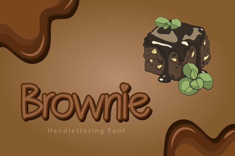 Brownie example image 1