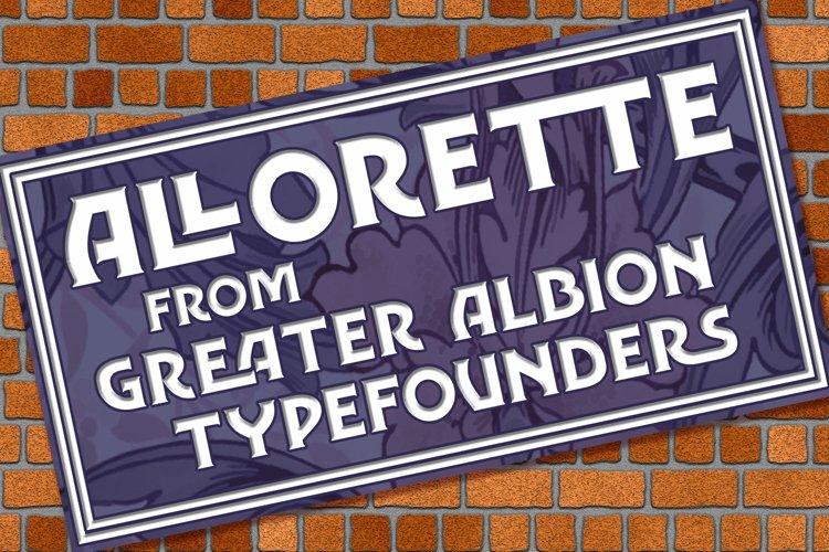 Allorette