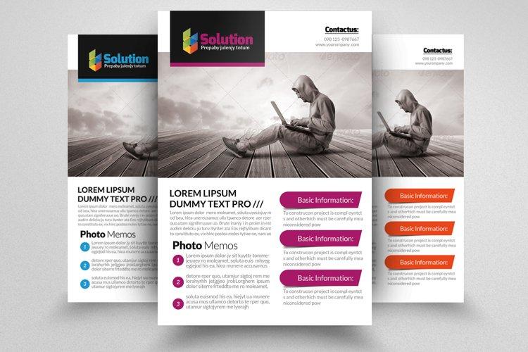 Website Designer Flyers example image 1