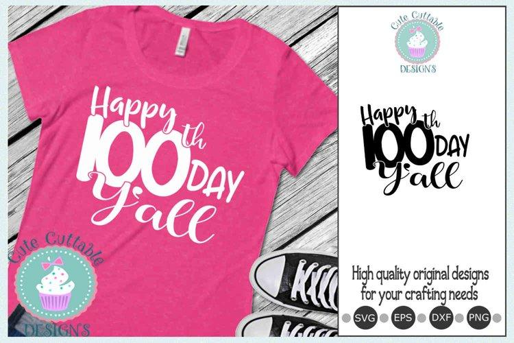 Download Happy 100th Day Of School Svg Cut File Sublimation Png 439460 Cut Files Design Bundles