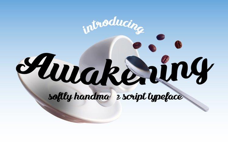 Awakening example image 1