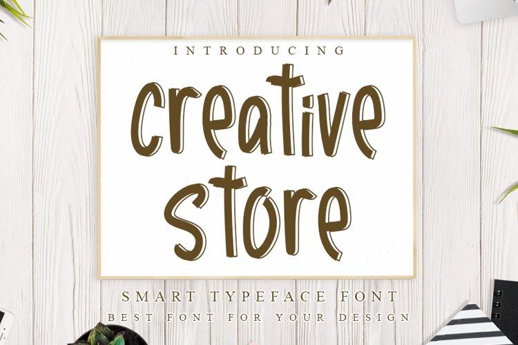 Creative Store example image 1