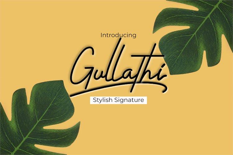 Gullathi example image 1