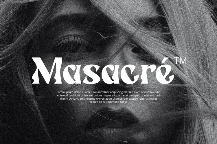 Massey Font