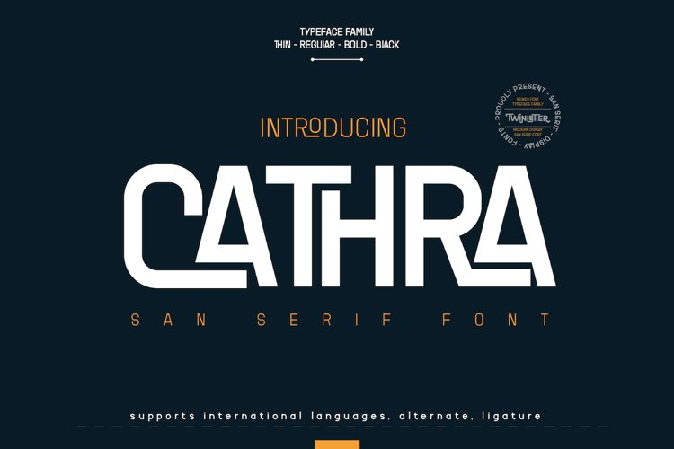 Cathra example image 1
