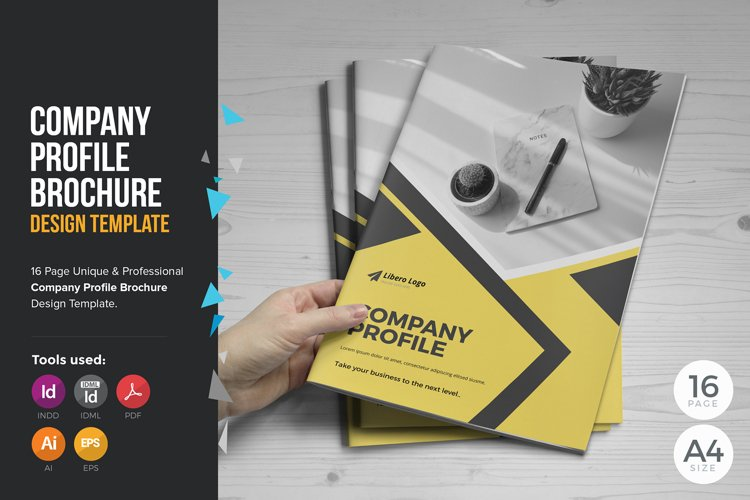 Company Profile Brochure v15
