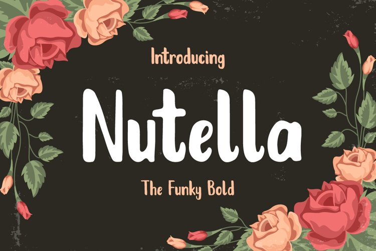 Nutella example image 1