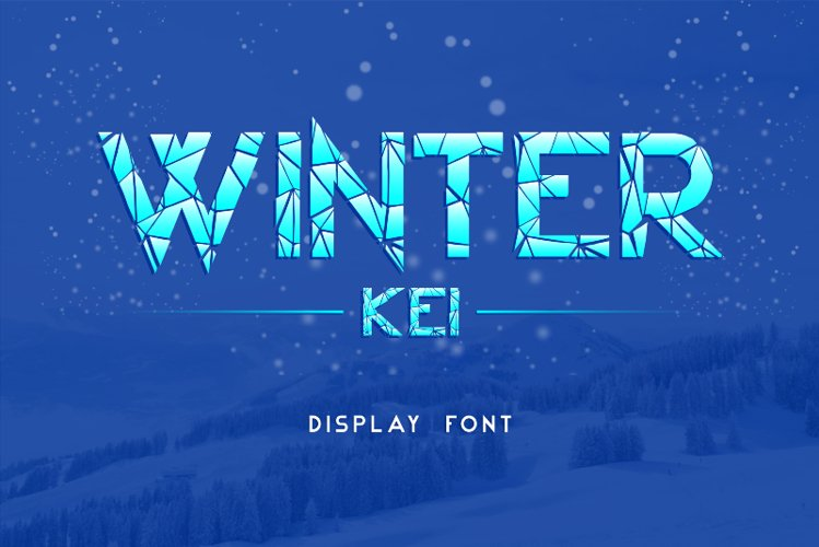 Winter Kei example image 1