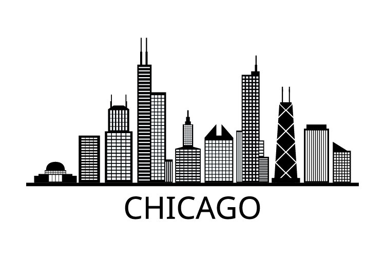 Skyline chicago example image 1