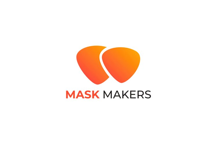 Mask Makers Logo example image 1