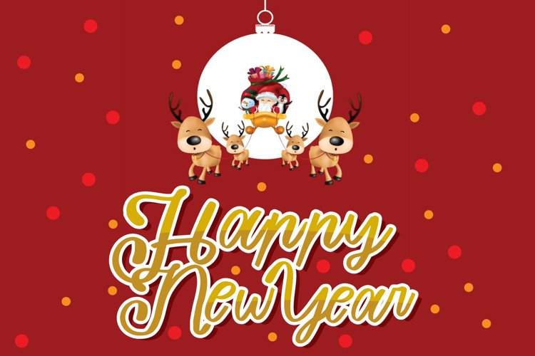 Happy New Year example image 1