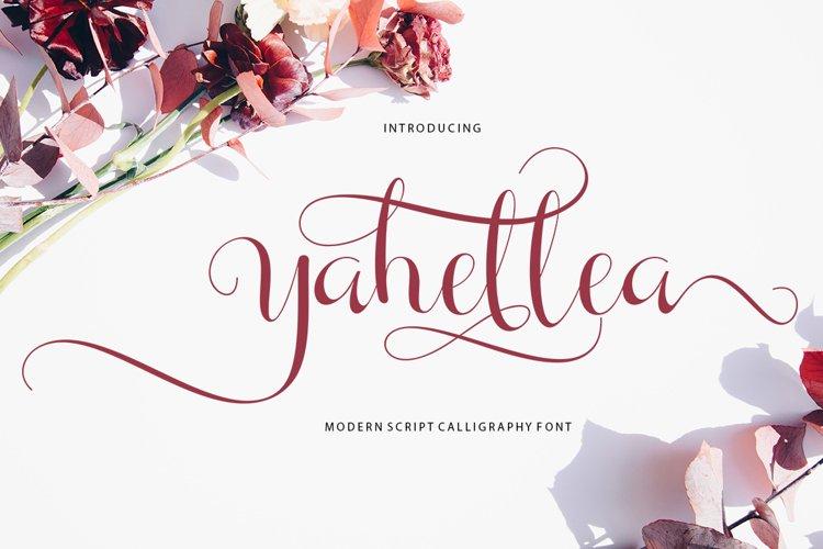 yahellea example image 1