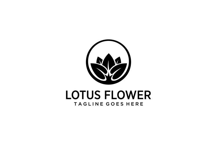 Lotus Flower logo example image 1