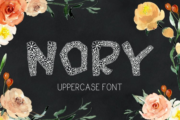Nory font