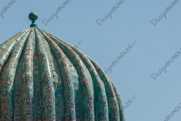 Elements of ancient architecture of Central Asia example image 1