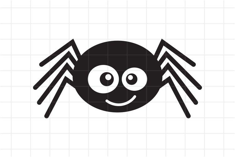 Spider SVG for Halloween design