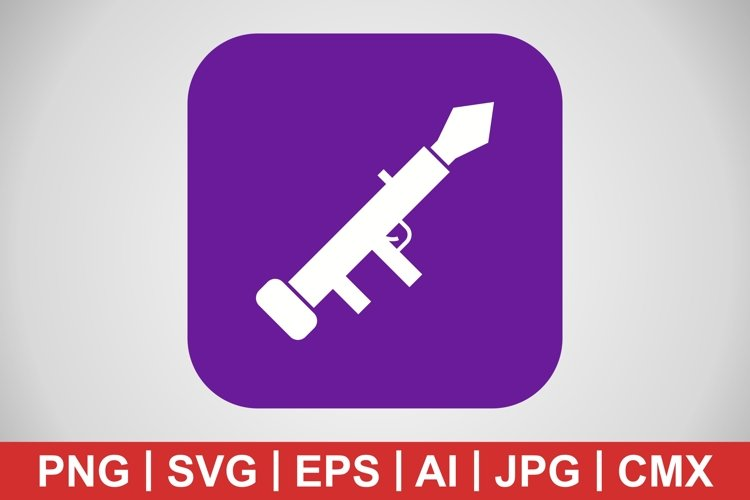 Vector Launcher Icon example image 1