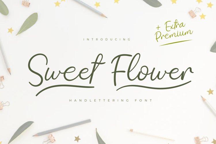 Sweet Flower example image 1