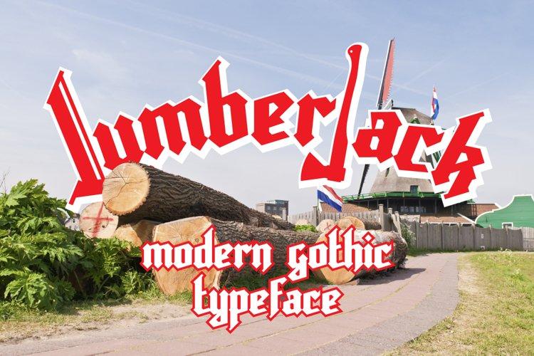 Lumberjack example image 1