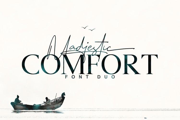 Madjestic Comfort example image 1