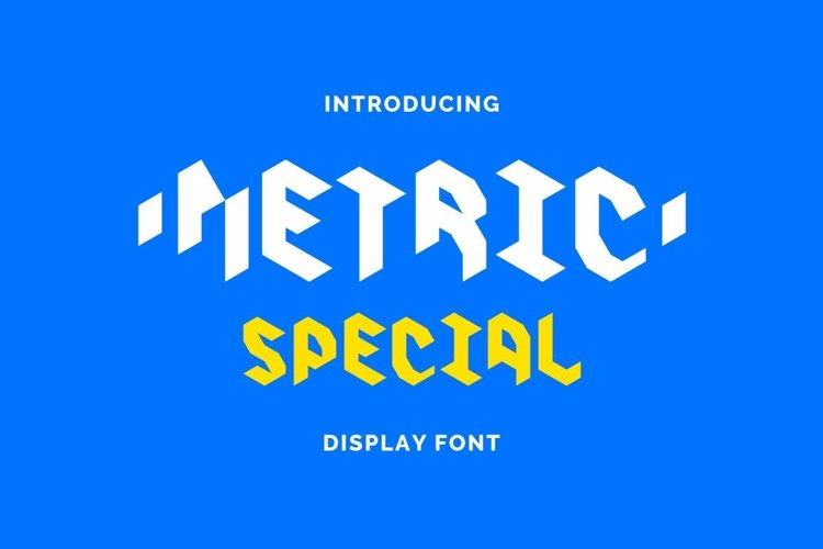 Metric special