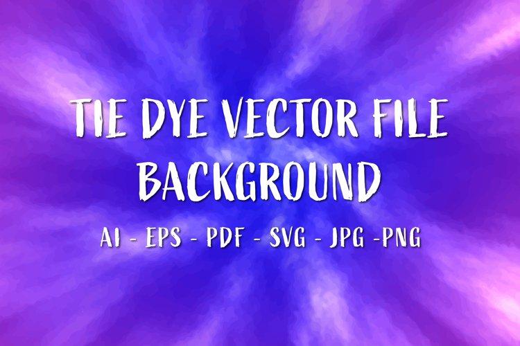 vector tie dye background