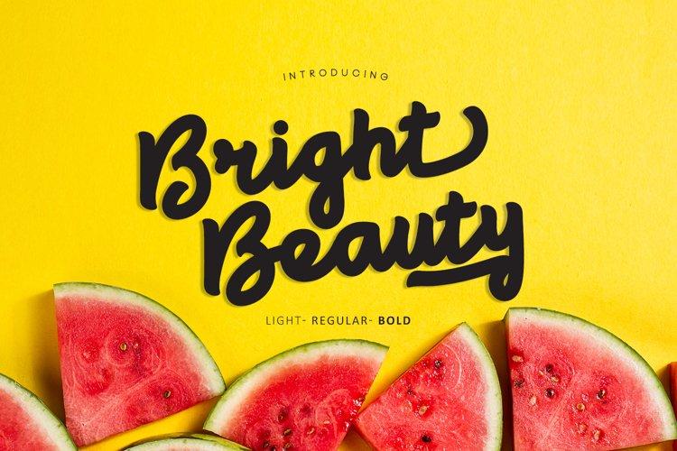 Bright beauty Family