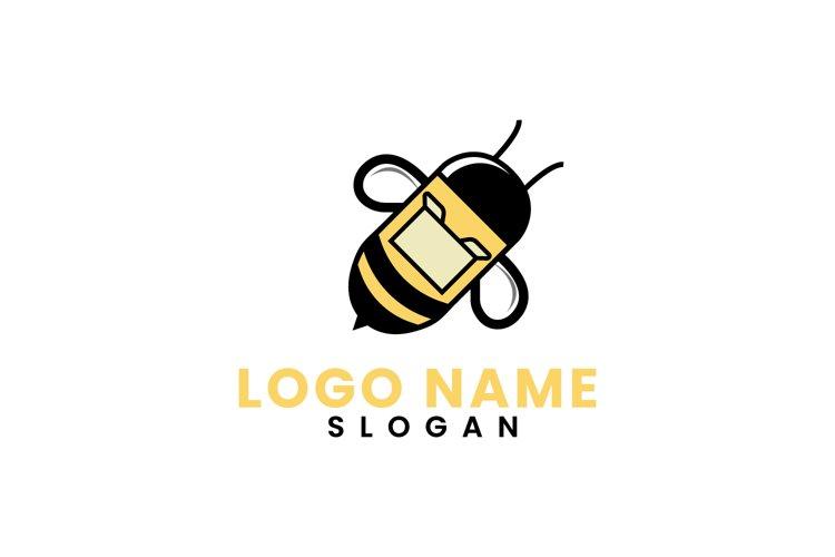 Logo Flying Bee example image 1