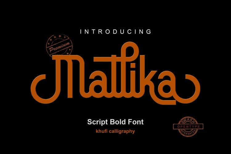 Mallika example image 1