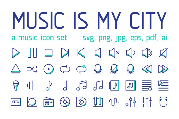 Music Is My City example image 1