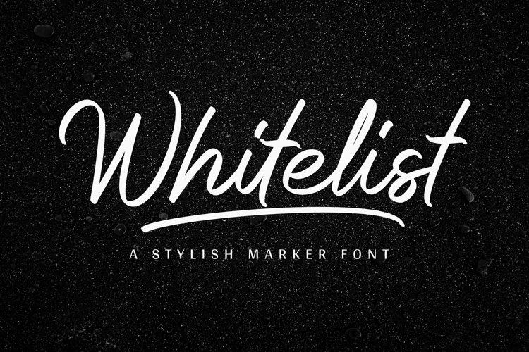 Whitelist