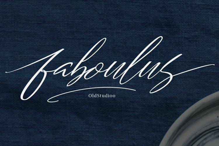 Faboulus example image 1