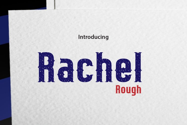 Rachel Rough example image 1