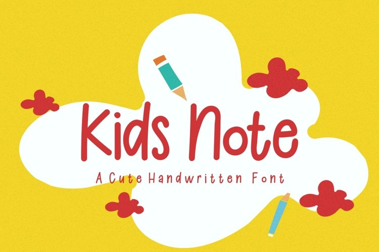 Kids Note example image 1